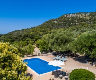 Rental in Mallorca with large pool